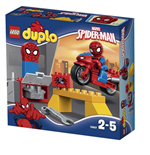 Lego y MegaBloks Spiderman 191579