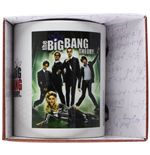 Taza Big Bang Theory - Glam