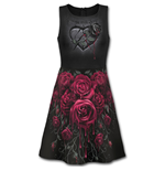 Vestido Spiral Blood Rose Ao