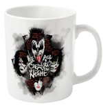 Taza Kiss Creatures