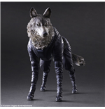 Metal Gear Solid V The Phantom Pain Play Arts Kai Figura D-Dog 11 cm