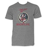 Camiseta Miller High Life Girl In The Moon