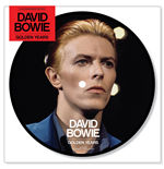 "Vinilo David Bowie - Golden Years (40th Anniversary 7"" Picture Disc)"