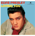 Vinilo Elvis  Presley - Loving You