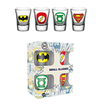 Vaso Superhéroes DC Comics 192412
