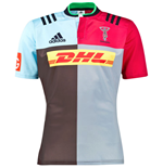 Camiseta Harlequins 2015-2016 Home