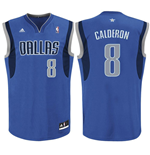 Camiseta Dallas Mavericks Home