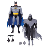 Batman Mask of the Phantasm Pack de 2 Figuras Batman & Phantasm 15 cm