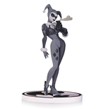 Batman Black & White Estatua Harley Quinn Second Edition 19 cm