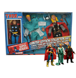 Marvel Retro Figura Thor Limited Edition Collector Set 20 cm