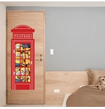 PEGATINAS DE PARED Los Minions Telephone