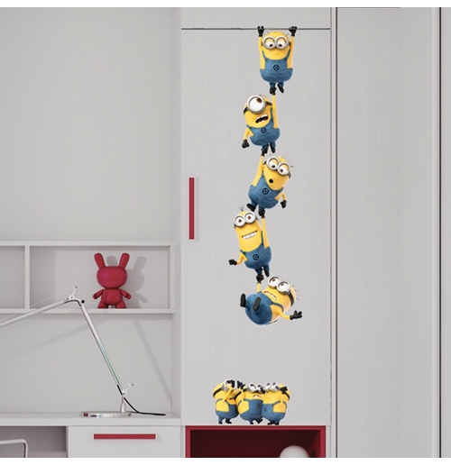 Compra pegatinas de pared los minions chains original for Pegatinas de pared ikea