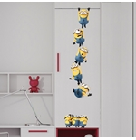 PEGATINAS DE PARED Los Minions Chains
