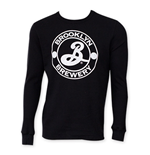 Camiseta manga larga Brooklyn Brewery de hombre