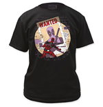 Camiseta Deadpool Wanted