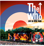 Vinilo Who (The) - Live In Hyde Park (3 Lp+Dvd)