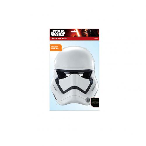 Máscara Star Wars The Force Awakens Stormtrooper