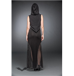 Vestido Queen of Darkness 193047