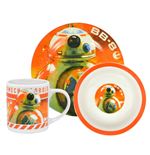 Star Wars Episode VII Pack Desayuno BB-8