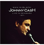 "Vinilo Johnny Cash - Man In Black Live In Demark 1971 (2 12"")"