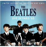 Vinilo Beatles - Live In Paris '65