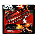 Star Wars Episode VII Set Papeleria de 8 piezas