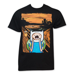 Camiseta Hora de aventuras Screaming