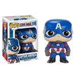 Muñeco de acción Capitán Ámerica Civil War POP!10 cm