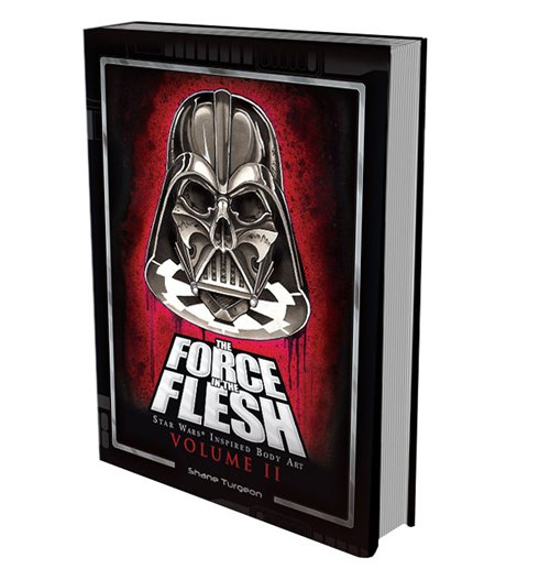 Star Wars Libro The Force in the Flesh Volume II