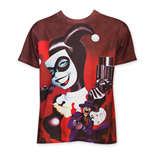 Camiseta Harley Quinn Sublimated Pistol