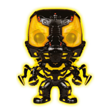 Ant-Man POP! Marvel Vinyl Figura Yellowjacket Glow in the Dark Limited Edition 9 cm