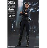 Vengadores La Era de Ultrón Figura Movie Masterpiece 1/6 Maria Hill Toy Fair Exclusive 2015 29 cm