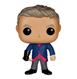 Doctor Who POP! Television Vinyl Figura 12th Doctor with Spoon 9 cm