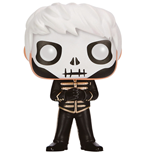 Estatua My Chemical Romance Skeleton Gerard Way 9 cm