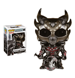 The Elder Scrolls V Skyrim POP! Games Vinyl Figura Daedrick Warrior 9 cm