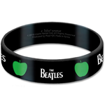 Pulsera de goma Beatles Drop T & Apple