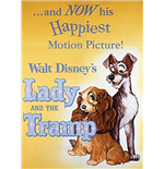 Imán Lady and the Tramp 195089