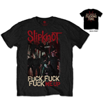 Camiseta Slipknot Fuck Me Up