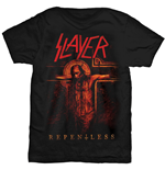 Camiseta Slayer Crucifix