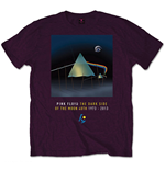 Camiseta Pink Floyd DSOTM 40th Dail Sleep