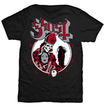 Camiseta Ghost Hi-Red Possession