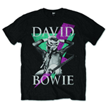 Camiseta David Bowie Thunder