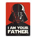 Placa Star Wars 195332