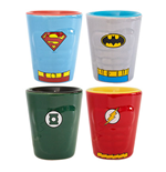 Vaso Superhéroes DC Comics