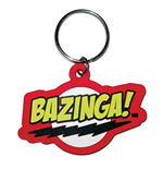 Llavero Big Bang Theory - Bazinga