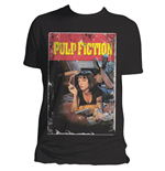 Camiseta Pulp Fiction - Smoking Stance (unisex )