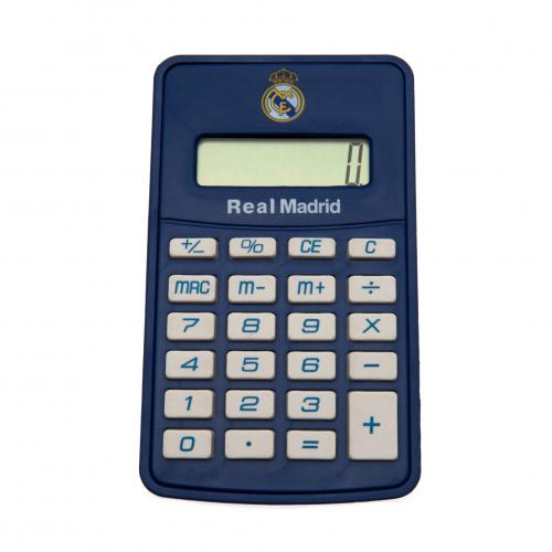 Calculadora Real Madrid 195521