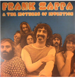 Vinilo Frank Zappa & The Mothers Of Invention - Live In Uddel  Nl June 18  1970 Vpro