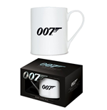 Taza James Bond - 007 Logo