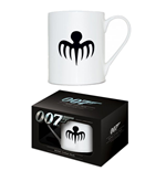 James Bond Taza Spectre Octopus Logo